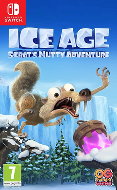 Ice Age: Scrat's Nutty Adventure (EUR)