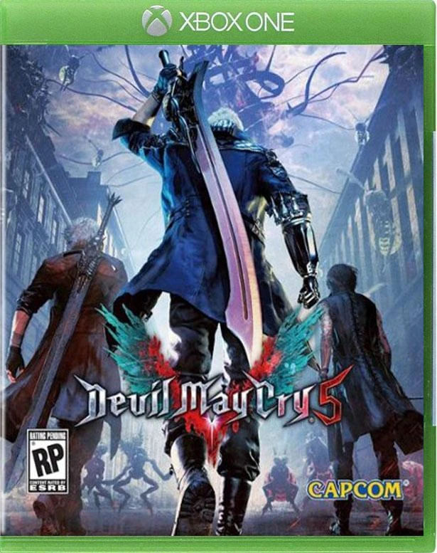 Devil May Cry 5 (US)