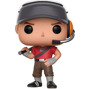 Team Fortress 2 #247 - Scout - Funko Pop! Games