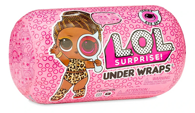 L.O.L. Surprise! - Under Wraps Doll- Series Eye Spy (LOL)