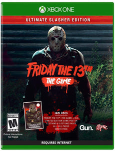 Friday The 13th: The Game Ultimate Slasher Edition (US)