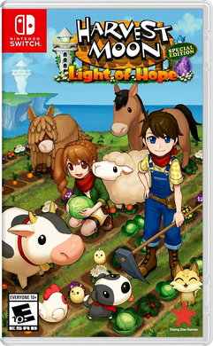 Harvest Moon Light of Hope Special Edition (US)
