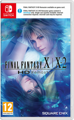 Final Fantasy X/ X-2 HD Remaster (EUR)