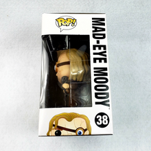 Load image into Gallery viewer, Harry Potter #38 - Mad-Eye Moody - Funko Pop! Harry Potter
