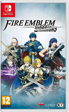 Fire Emblem Warriors (EUR)