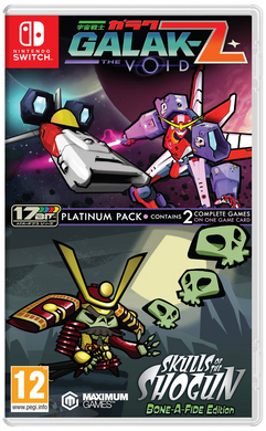 Galak-Z: The Void & Skulls of the Shogun: Bonafide Edition (EUR)