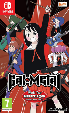 Gal Metal 'World Tour Edition (EUR)