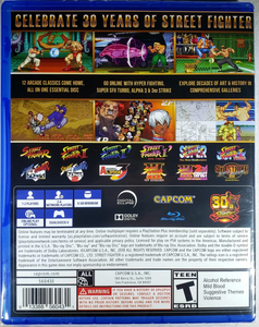 Street Fighter 30th Anniversary Collection (US)