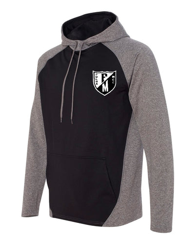 F/MCC WARRIORS WRESTLING Zeal Hooded Pullover Sweatshirt