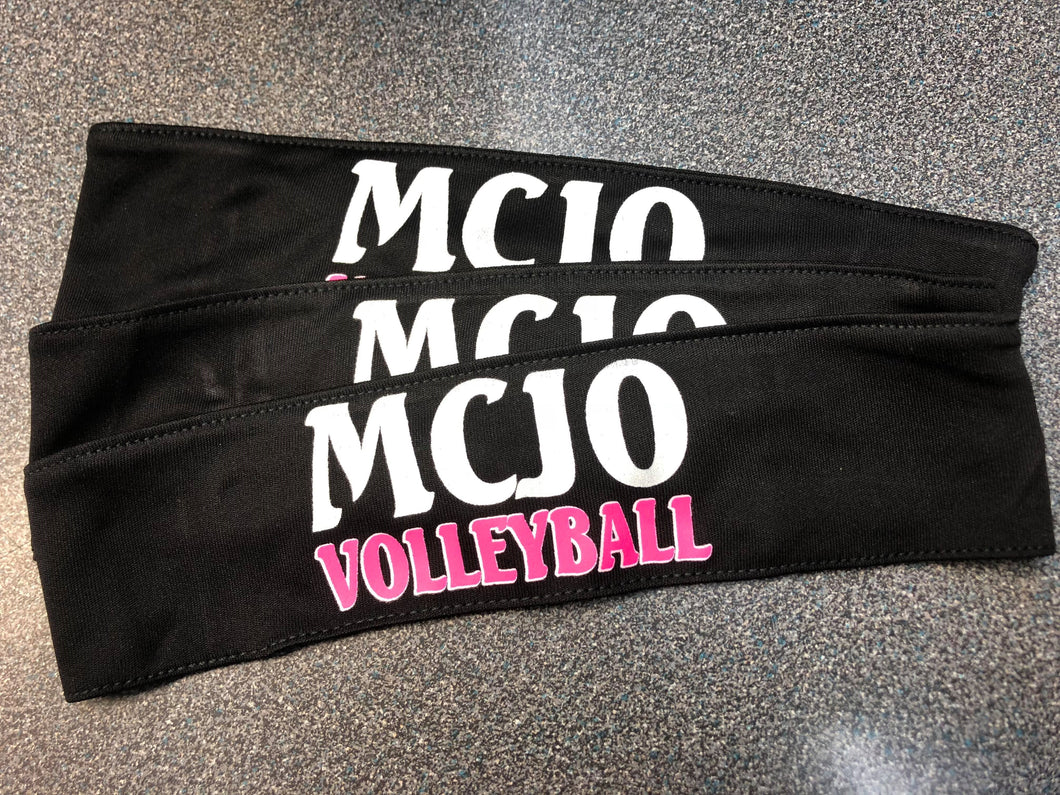 MCJO Volleyball Headband