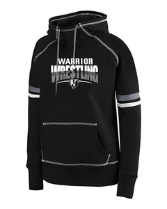 F/MCC WARRIORS WRESTLING Augusta Sportswear - Women's Spry Hoodie