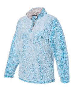 J. America - Women's Epic Sherpa Quarter-Zip