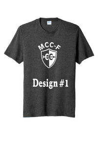 MCC/F  Cross Country   Port & Company ® Fan Favorite ™ Blend Short  Sleeve Tee