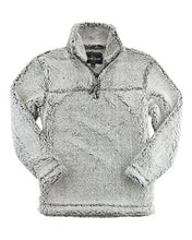 Load image into Gallery viewer, Boxercraft - Youth Sherpa Quarter-Zip Pullover