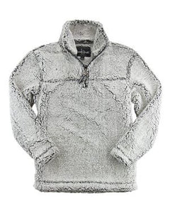 Boxercraft - Youth Sherpa Quarter-Zip Pullover