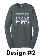 Load image into Gallery viewer, MCC TRACK & FIELD Gildan® - Ultra Cotton®  Long Sleeve T-Shirt -  DESIGN CHOICE