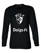 Load image into Gallery viewer, MCC/F  Cross Country     Port & Company® Long Sleeve Performance Tee