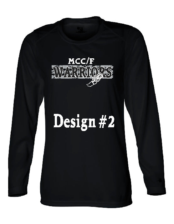 MCC/F  Cross Country     Port & Company® Long Sleeve Performance Tee