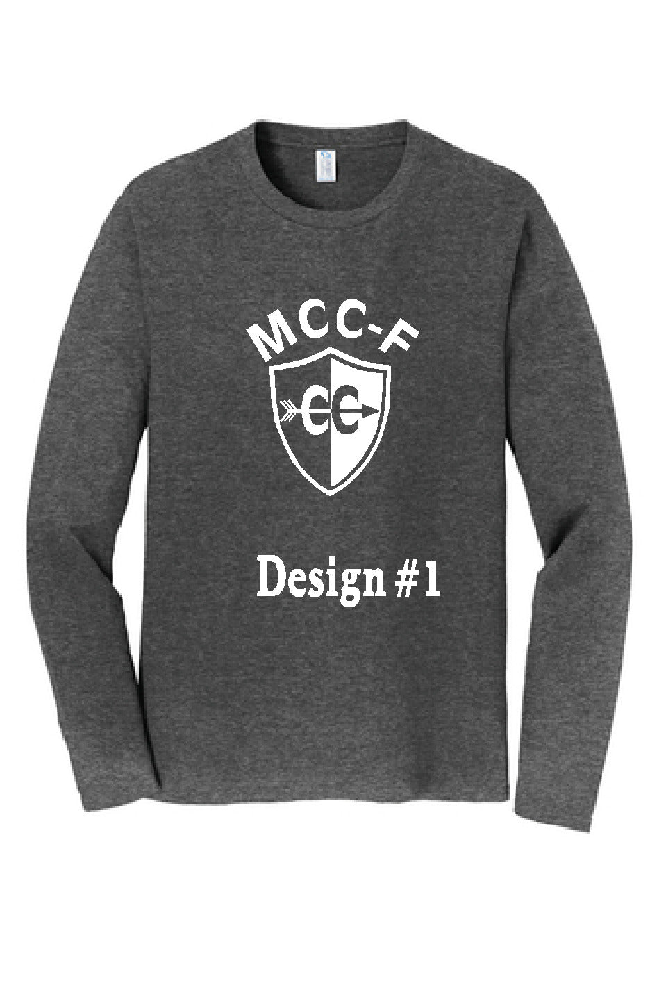 MCC/F  Cross Country       Port & Company ® Fan Favorite ™ Blend Long Sleeve Tee
