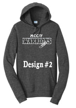 Load image into Gallery viewer, MCC/F  Cross Country     Port & Company® Fan Favorite™ Fleece Pullover Hooded Sweatshirt