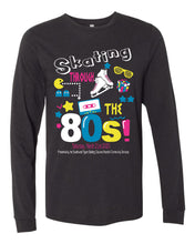 Load image into Gallery viewer, Southwest Figure Skating Club Skating through the 80's Shirt