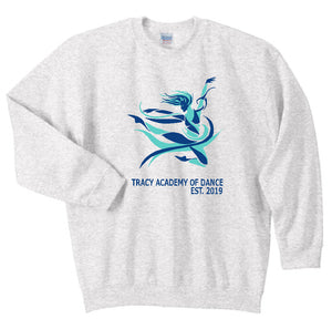 Tracy Academy of Dance Crew Sweatshirt