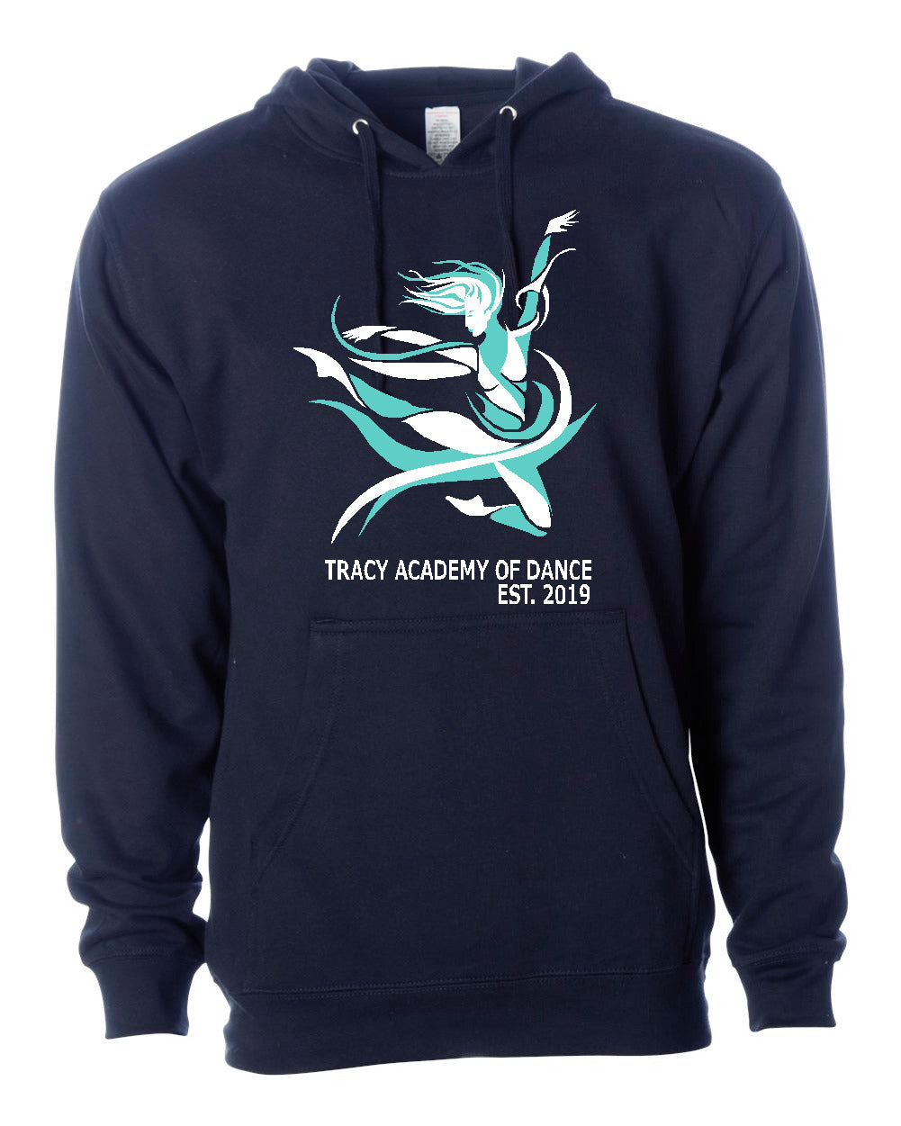 Tracy Academy of Dance Hooded Sweatshirt