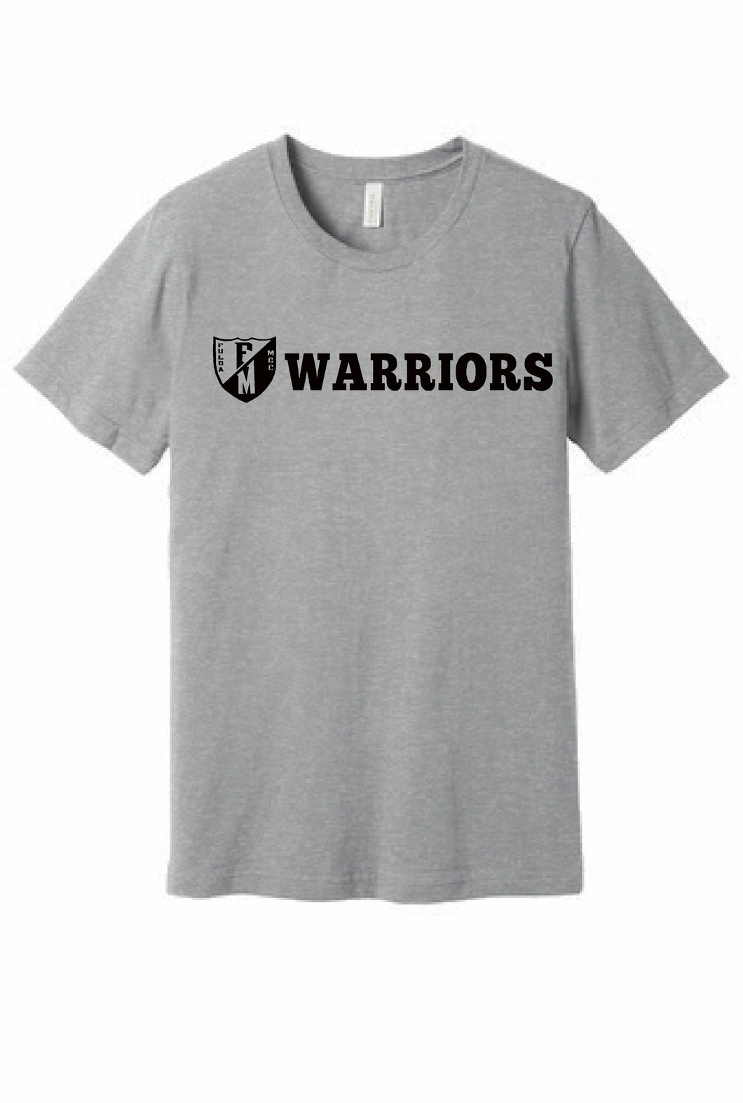 F/MCC Warrior Wrestling Bella Tshirt