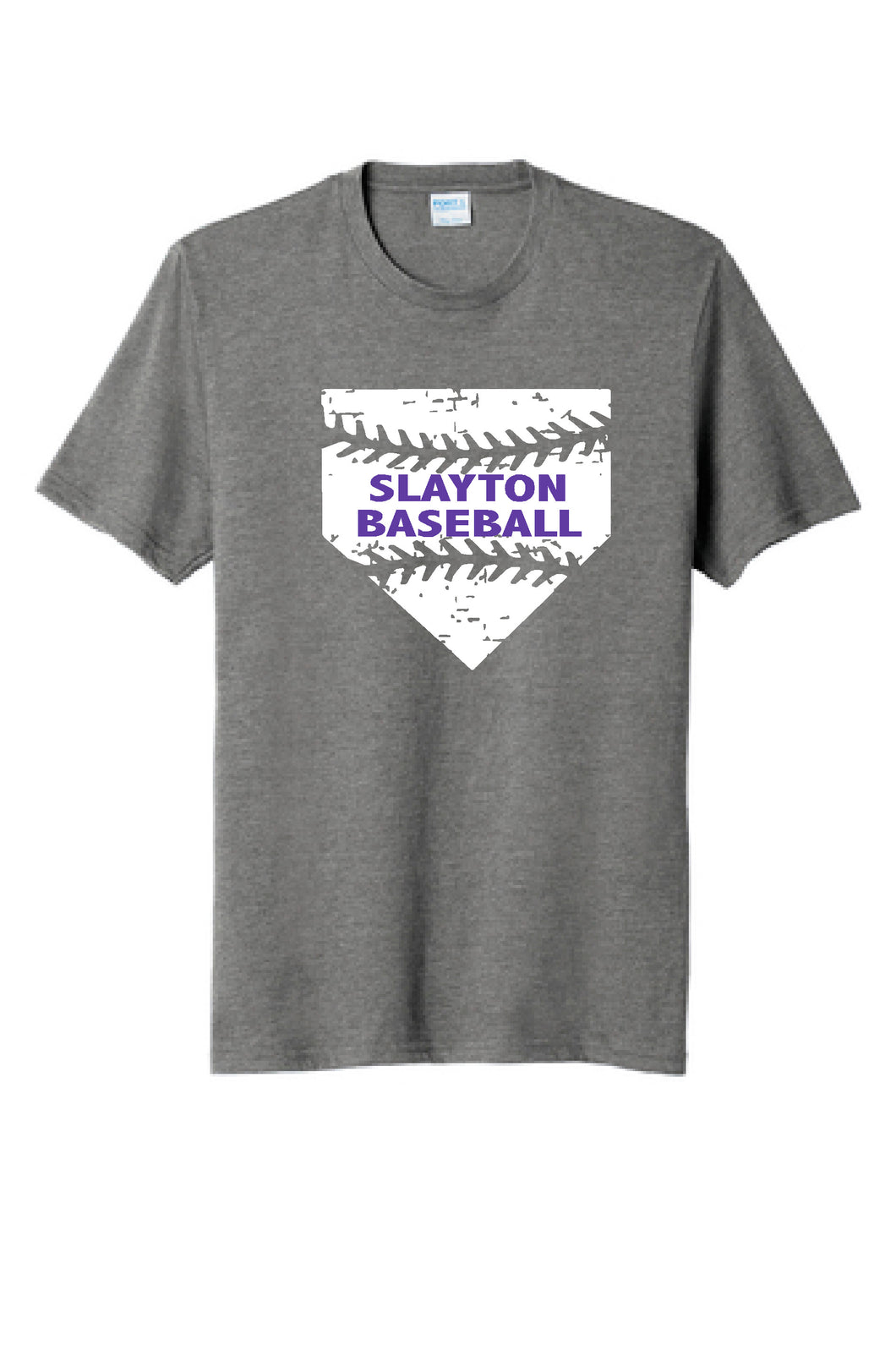 Slayton Baseball  Port & Co.  T-Shirt