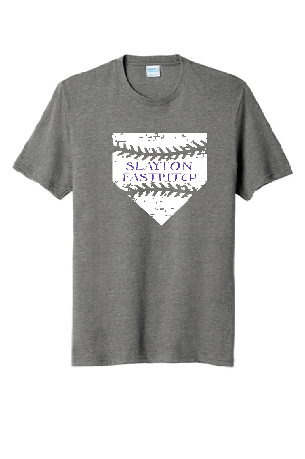 Slayton Fastpitch Softball Port & Co.  T-Shirt