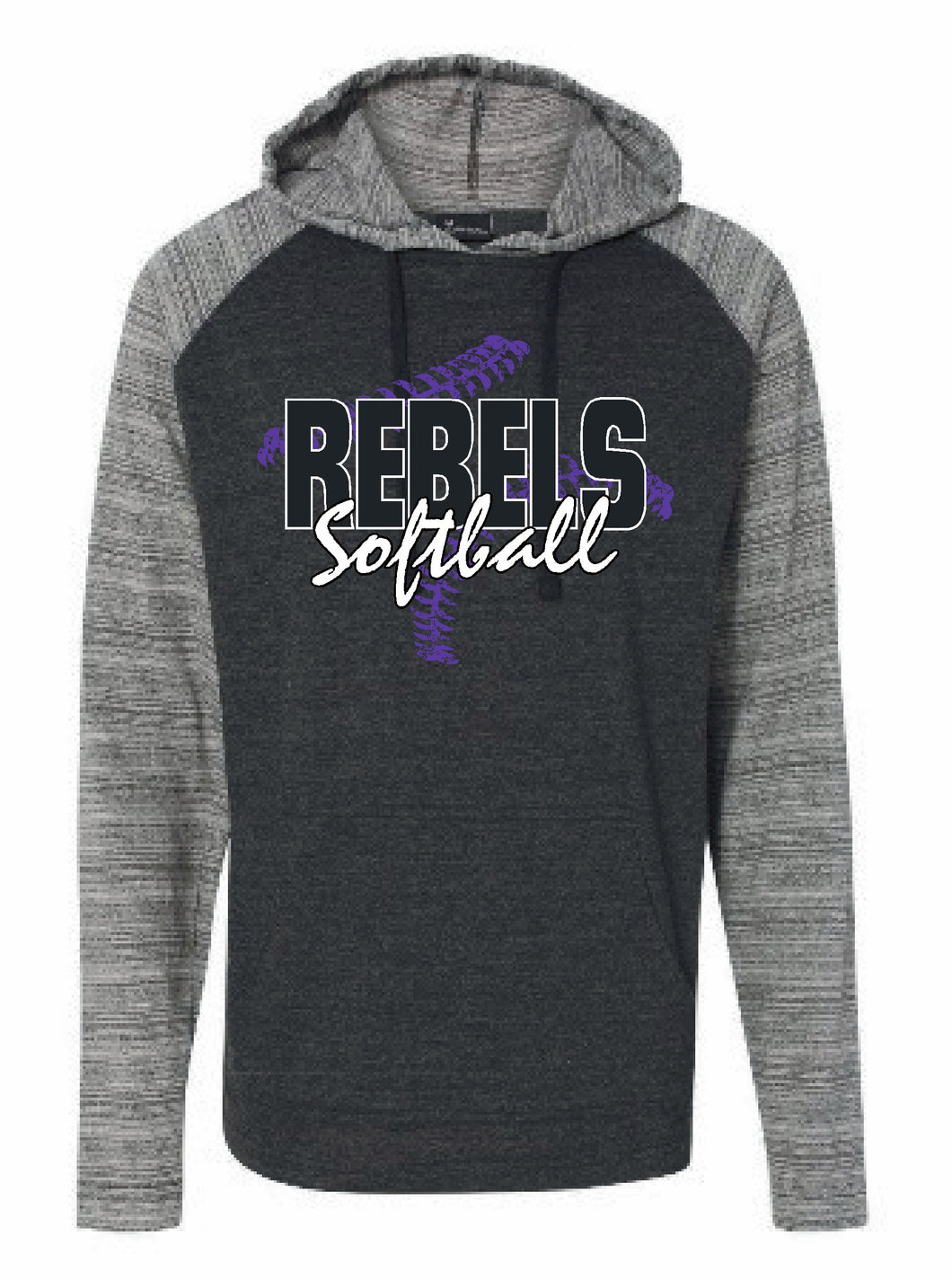 MCC Softball Burnside Pullover