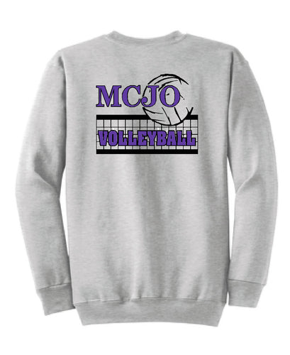 MCJO Vollebyall Port & Co.  Crew Sweatshirt