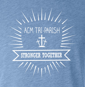 TRI-PARISH Fundraiser  Shirt