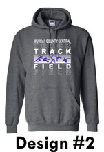 Load image into Gallery viewer, MCC TRACK & FIELD Gildan® - Heavy Blend™ Hooded Sweatshirt -  DESIGN CHOICE