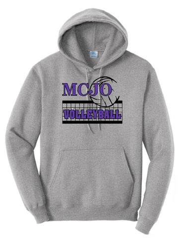 MCJO Vollebyall Port & Co.  Hooded Sweatshirt