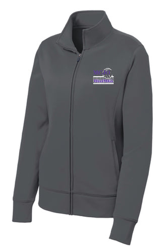MCJO Sport-Tek® Ladies Sport-Wick® Fleece Full-Zip Jacket