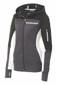 F/MCC Warrior Wrestling Zip Jacket