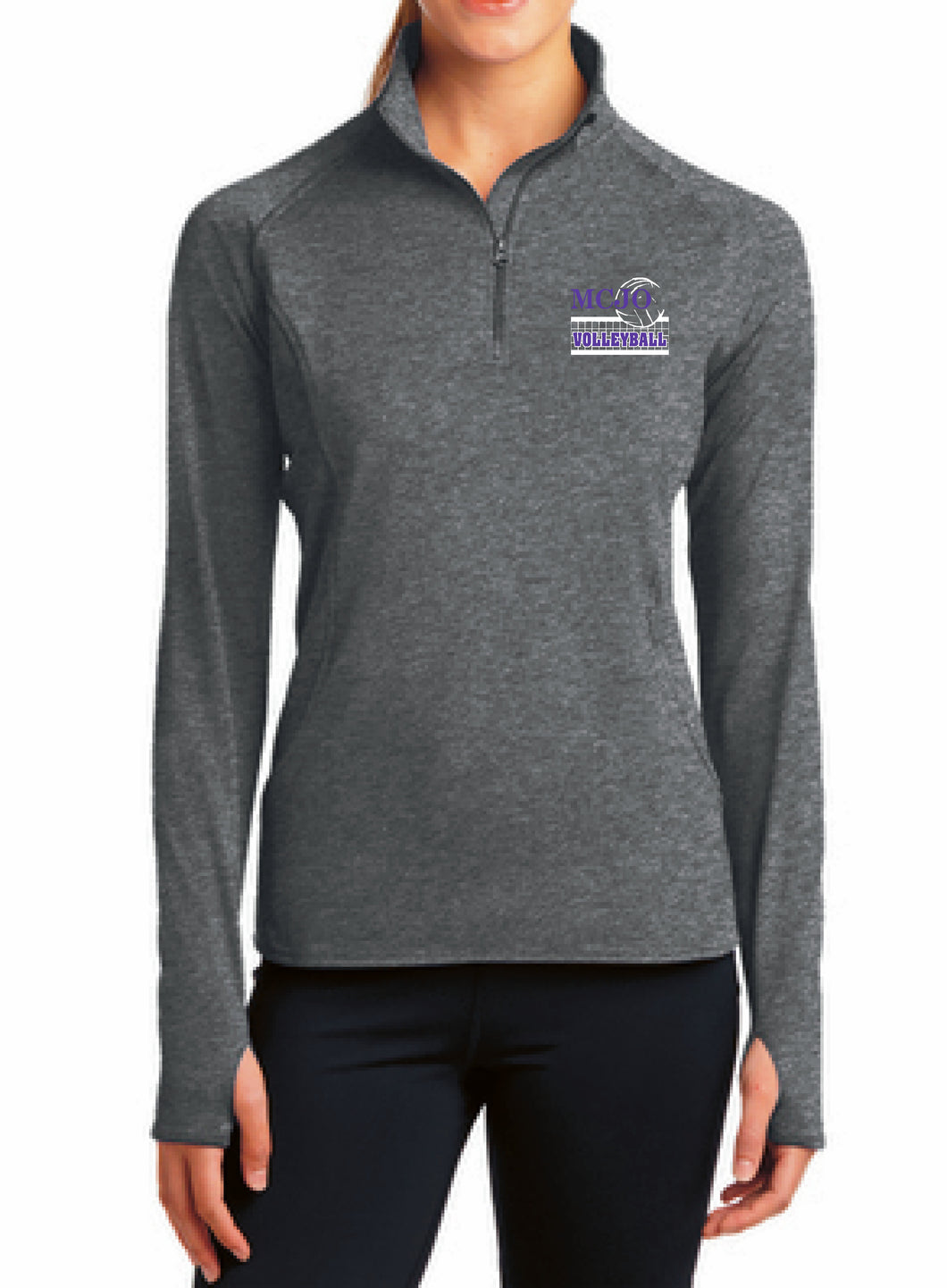MCJO Sport Tek Ladies 1/4 Zip