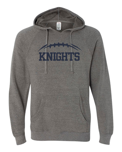 RTR Football Independent Trading Co. - Unisex Special Blend Raglan Hooded Sweatshirt