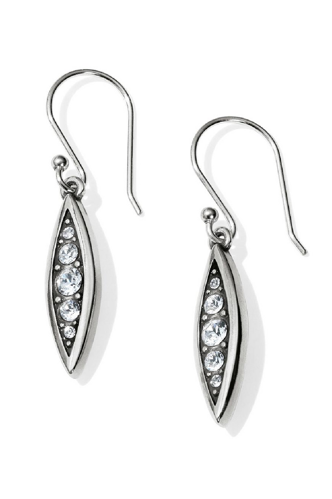Contempo Ice Reversible Petite French Wire Earring