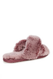 Mayberry Frost Slippers -- Rust or Black
