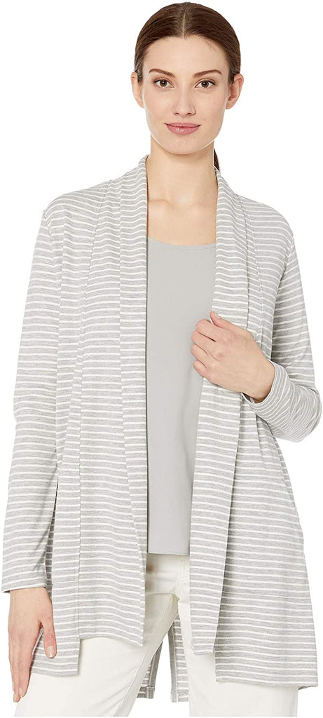 Cardi-Blazer with Split Back