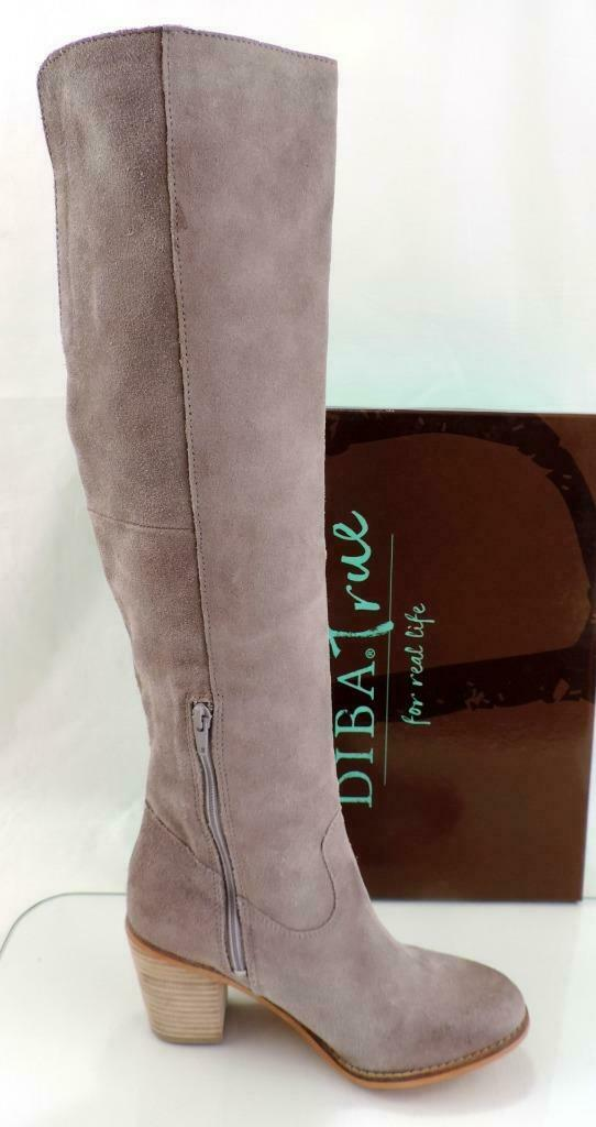 Diba True Tall Suede Boot