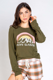 Glamping L/S Top