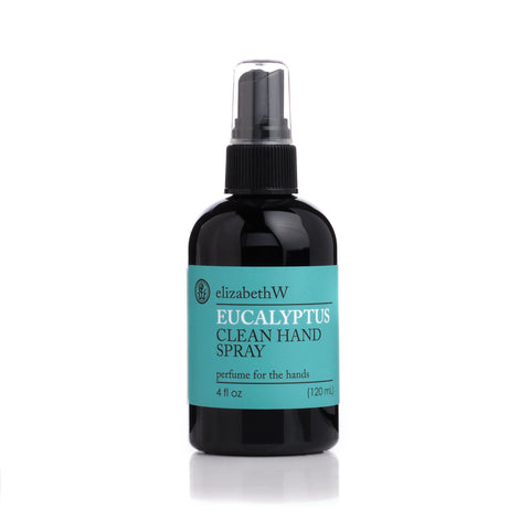 Clean Hand Spray 4 oz - Eucalyptus
