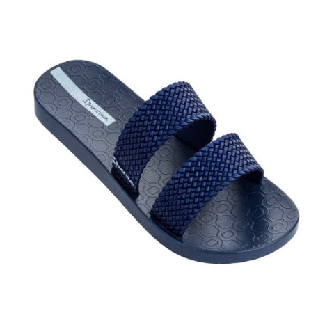 Ipanema Double Strap Sandal: Royal Blue