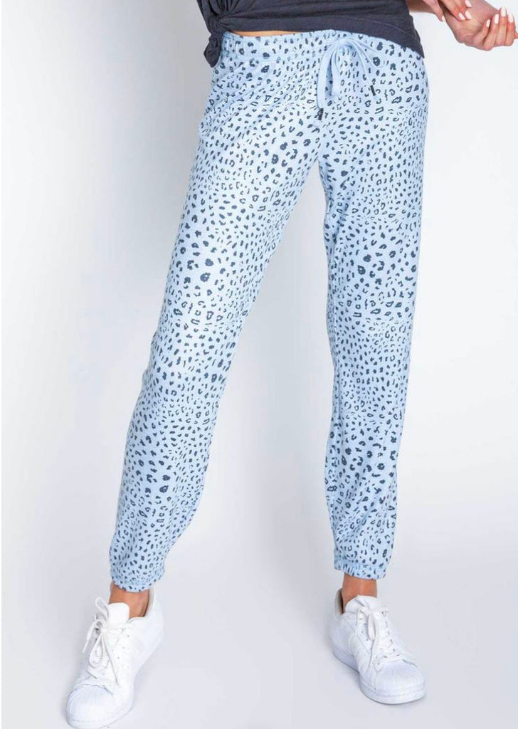 Super Soft Leopard Pant