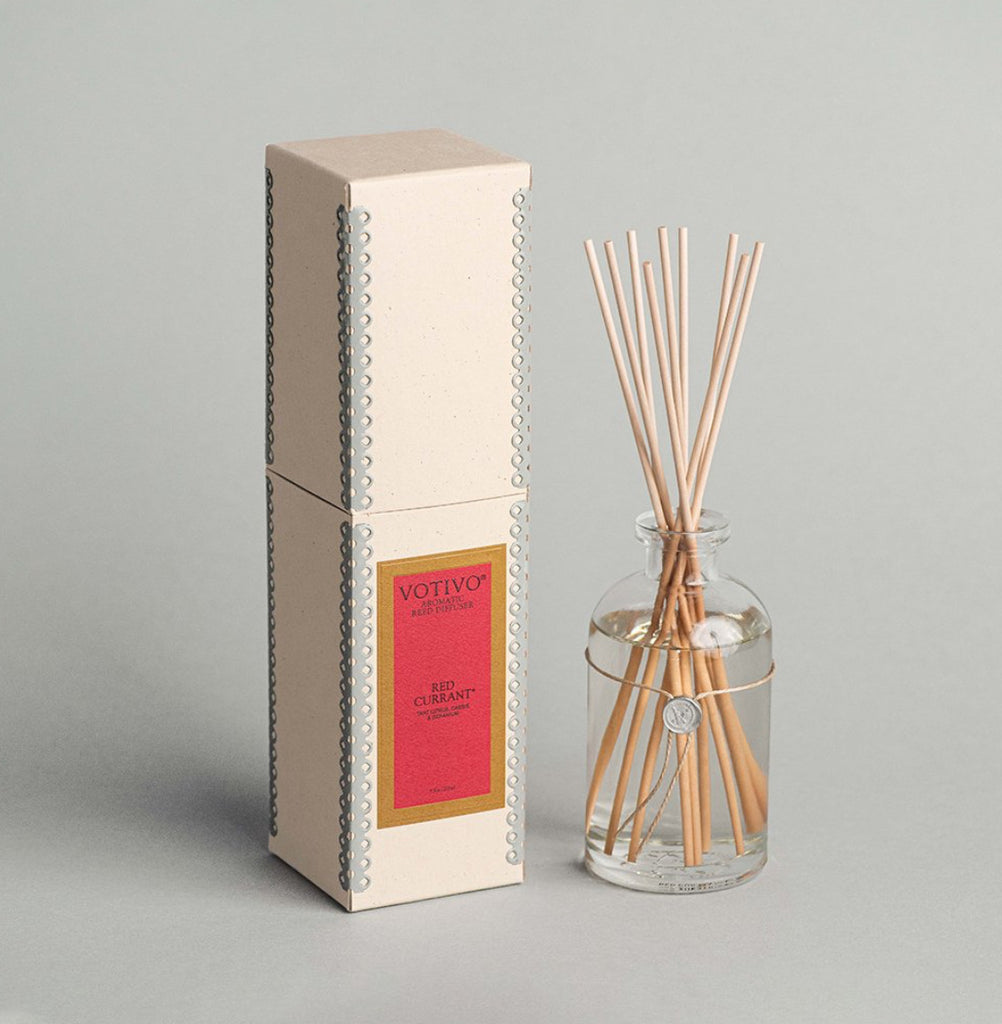 Votivo Aromatic Diffuser- Red Currant