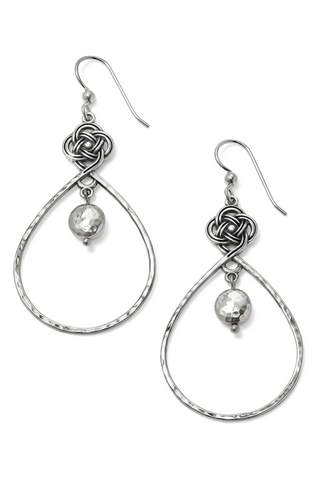 Interlok Knot Earring