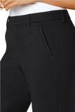 Ankle Trousers - Black
